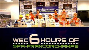 2014 Spa Qualifying - Press Conference
