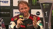 2014 World Rallycross - RXRD1 Day Two Press Conference