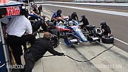 The Art of the Verizon IndyCar Pit Stop with RLL Racing using Google Glass