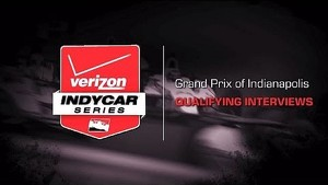 2014 Grand Prix of Indianapolis: Qualifying Interviews