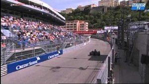 Historic Grand-Prix of Monaco : Smeeton & Meiners crash