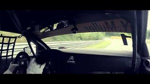 Yvan Muller presents the Salzburgring - Citroën WTCC 2014
