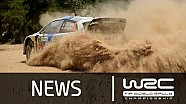 Stages 13-17: Rally Italia Sardegna 2014