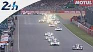 Le Mans 2014: start of the LM P category