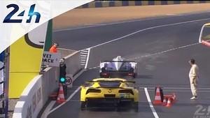 Le Mans 2014: highlights hour 3
