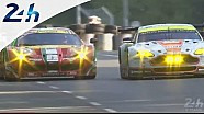 Le Mans 2014: highlights hour 19