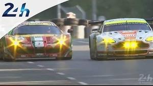 Le Mans 2014: highlights hour 19