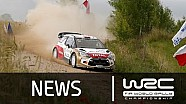 Stages 1-2: LOTOS 71st Rally Poland 2014