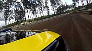 TANNER FOUST ON BOARD - KOUVOLA RX - FIA WORLD RALLYCROSS CHAMPIONSHIP