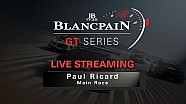 Blancpain Endurance Series - Paul Ricard - Main Race.