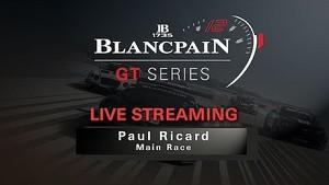 Blancpain Endurance Series - Paul Ricard - Main Race.