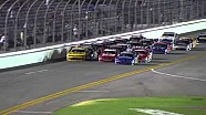 Final Laps: Kahne wins a close one