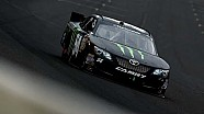 Busch, Logano, Harvick displeased with finish
