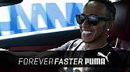 Lewis Hamilton Interviewed by James Corden | Forever Faster