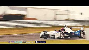 Last test of pre-season - 2014 FIA Formula E - Michelin