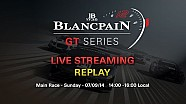 Blancpain Sprint Series - Main Race - Algarve - 2014