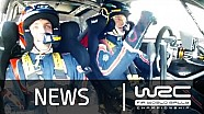 Final Stages: ADAC Rallye Deutschland 2014