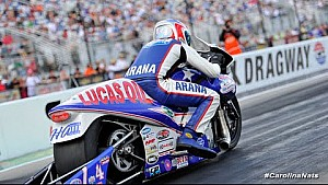 Hector Arana Jr. powers to the top in Charlotte | NHRA