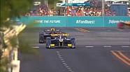 Formula E Beijing ePrix - Prost/Heidfeld crash