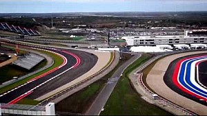 2014 FIA WEC 6 hours of CoTA Tack Presentation