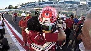 Lance Stroll 2014 Formula 4 Italian Champion
