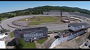 North Wilkesboro Motor Speedway via DJI Phantom 2 Vision Plus