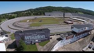 North Wilkesboro Motor Speedway via DJI Phantom 2 Vision Plus
