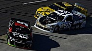 Kahne, Vickers have a Martinsville dust up