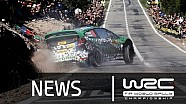Final Newsclip: RallyRACC Rally de Espana 2014