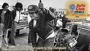 1975 Don Garlits: Great Run leads to 'BIG' Comback | Top 10 Finals Moment