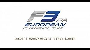 2014 season trailer FIA F3 European Championship