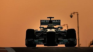 Nico's 2014 Abu Dhabi Grand Prix Preview