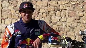 Rally Dakar 2015: Sam Sunderland