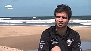Punta del Este ePrix Jerome d'Ambrosio interview