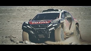 Peugeot 2008 DKR | Unchained - Episode 6