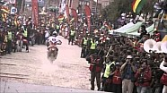 Bolivia recibe el Dakar / welcomes Dakar / acceuille le Dakar