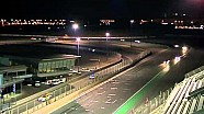 Hankook 24H DUBAI 2015 | Night Practice