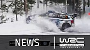 Rally Sweden 2015: Powerstage SS21