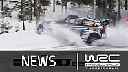 Rally de Suecia 2015: Powerstage SS21