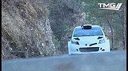 Yaris WRC Monte Carlo test, February 2015