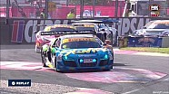 Monster crash at the start of the Australian GT Adelaide race 3