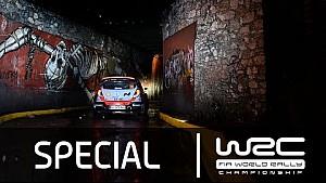 WRC Rally Guanajuato México 2015: Neuville SS01