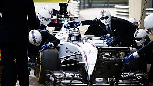 Hackett & Williams Martini Racing: The Coolest Pitstop