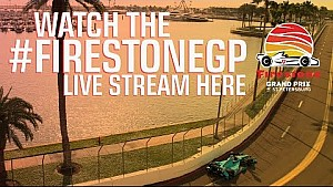 Firestone Grand Prix of St.Petersburg Practice Day 1