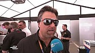 Long Beach ePrix - Michael Andretti interview