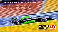 Renault 2.0 NEC - Monza - Race 2