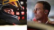 Harvick: 'You knock 'em out of the way'