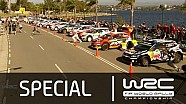 WRC Xion Rally Argentina 2015: Wheel change competition!