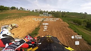 Tim Gajser Slays the Dirt Park track in Hungary