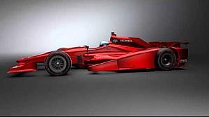 2015 Honda Superspeedway Aerokit